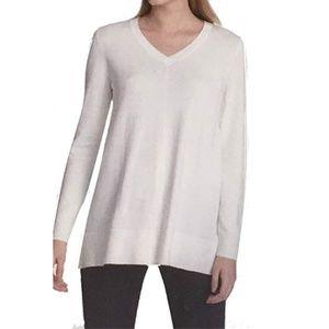DKNY Jeans Ladies' V-Neck Sweater NWOT